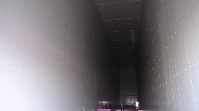 伊利乳品自动化立体冷库