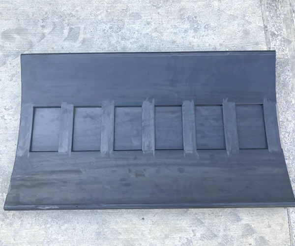 V型橡胶垫