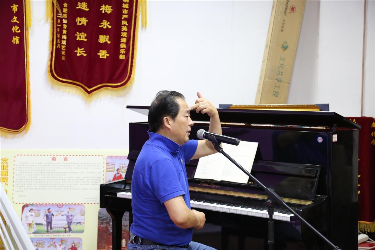 2015年7月24日—26日铜陵市文化馆赴桐城文化馆进行公益培训交流