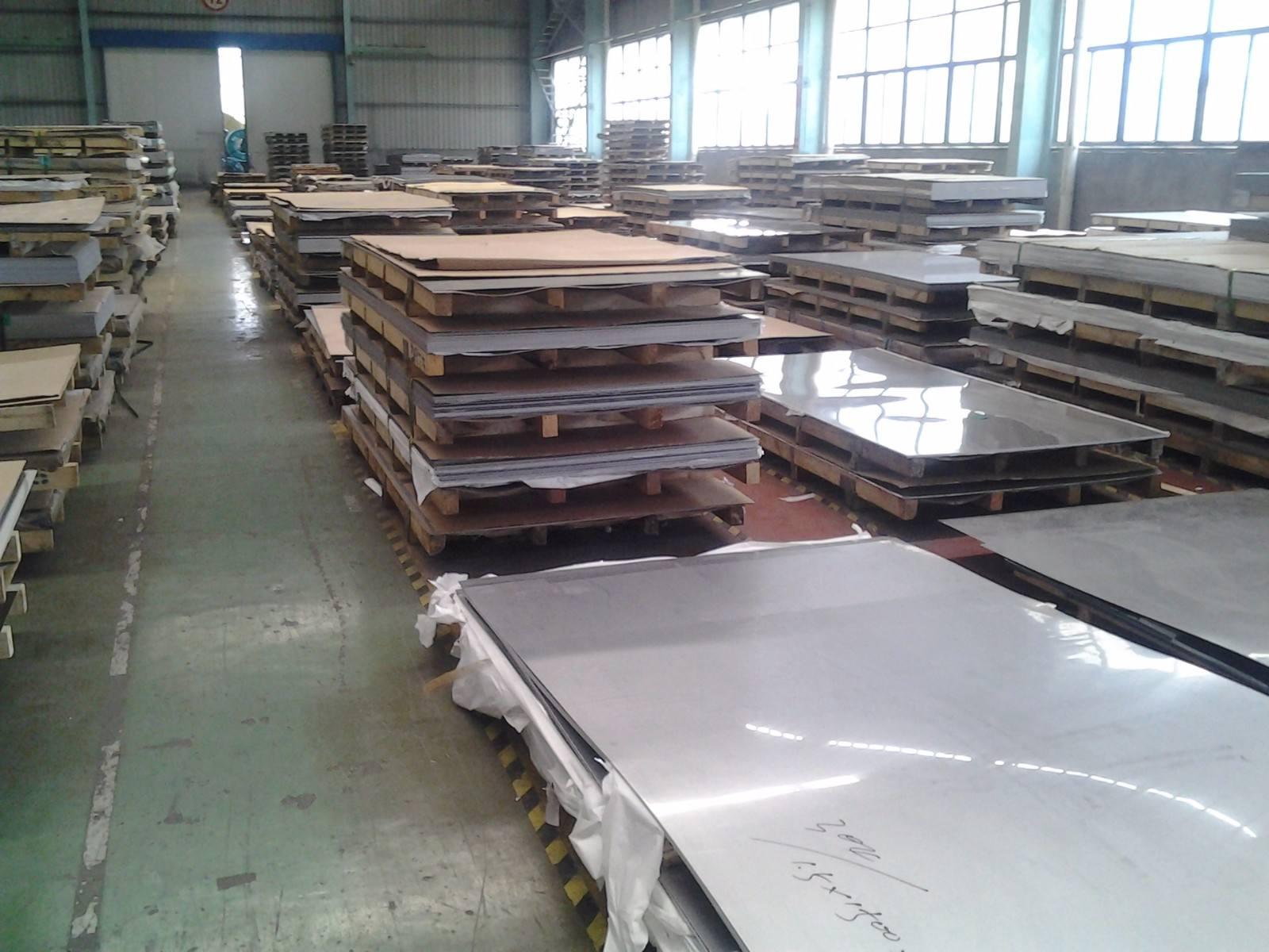 天津不銹鋼板價格