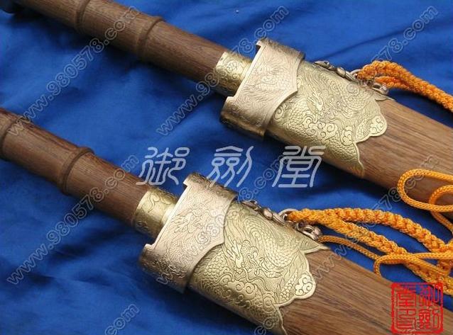 十大名剑之干将莫邪