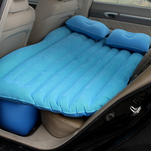 Car Outdoor Travel Inflation Mattress Air Bed Back Seat