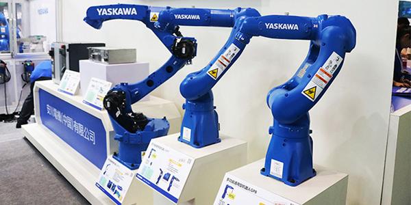 全新3C小型机器人GP系列