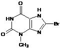 8-溴-3-甲基黄嘌呤