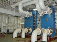 中国长兴岛 - 板式中央冷却器