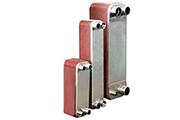 Brazed heat exchangers(BHE)