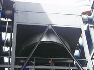 Process fluid air coolers  in Inner Mongolia, China