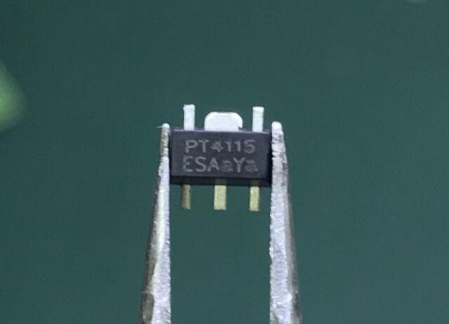 新版PT4115-大电流PT4115-高端PT4115-宽电压PT4115