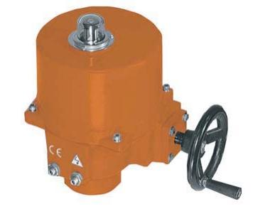 SY系列大扭矩电动执行器
