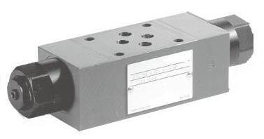 Z2FRM 6型流量控制阀