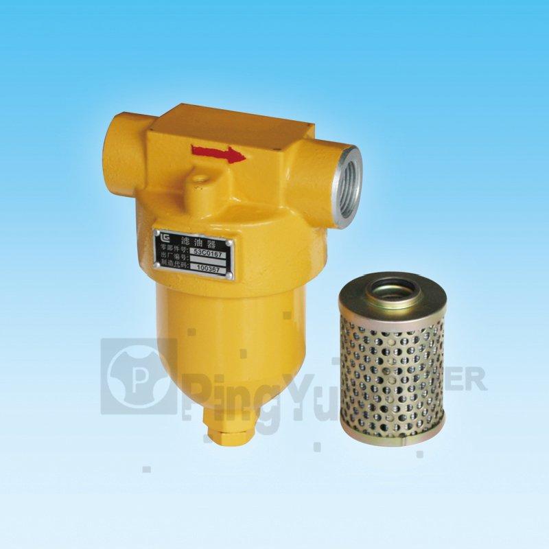新乡平菲 ZUQU-H系列压力管路过滤器
