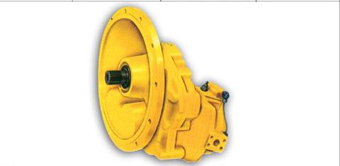 华德液压 A8V变量双泵