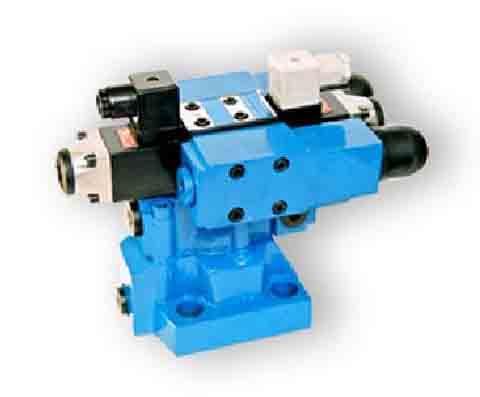 华德液压 DB3U型多级电液先导溢流阀