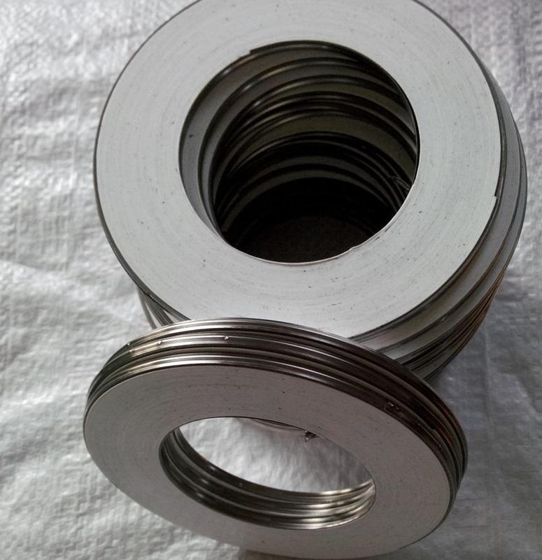 四氟缠绕垫片(金属四氟缠绕垫片)