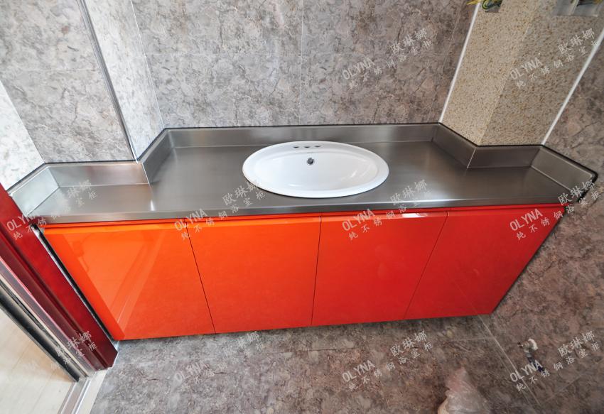 不銹鋼洗手柜 VII