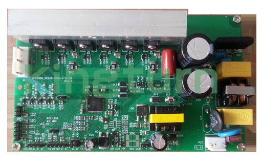 220V 50~200W 小體積無刷直流電機驅動方案