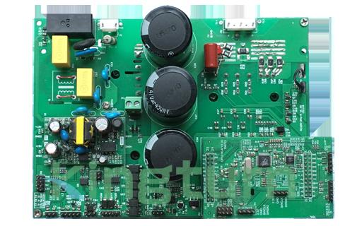 220V 500~2KW 無刷直流電機驅動方案