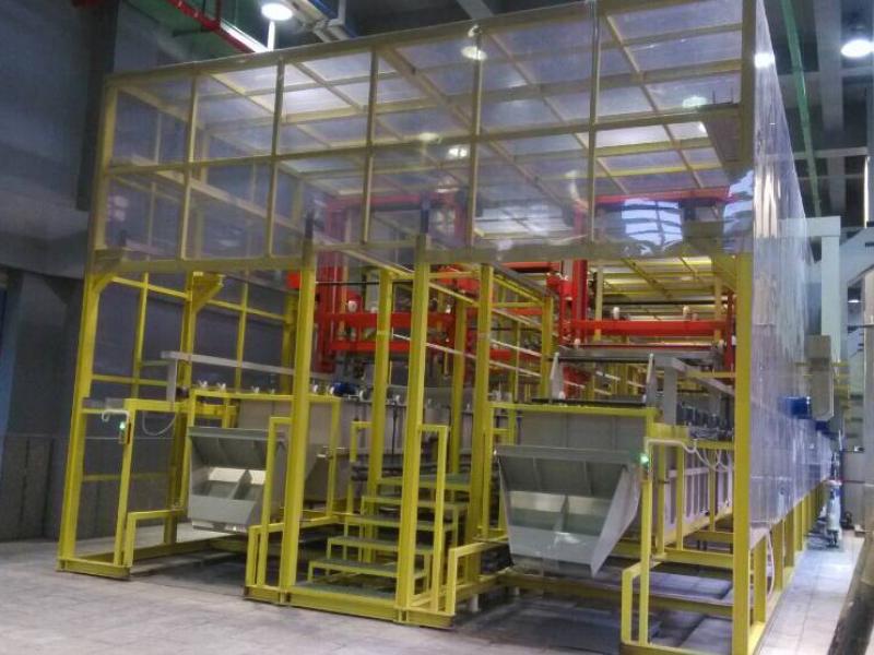 铁件前处理生产线