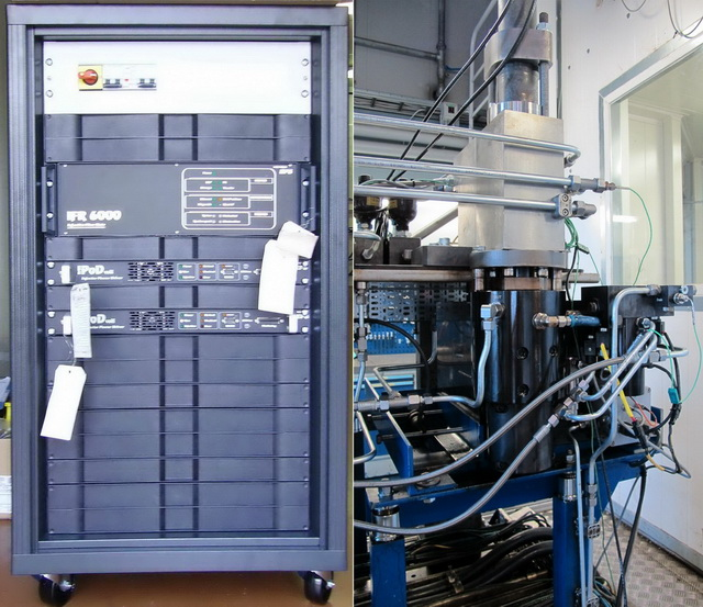 IFR6000型燃油噴射瞬態流量及噴油規律測量儀