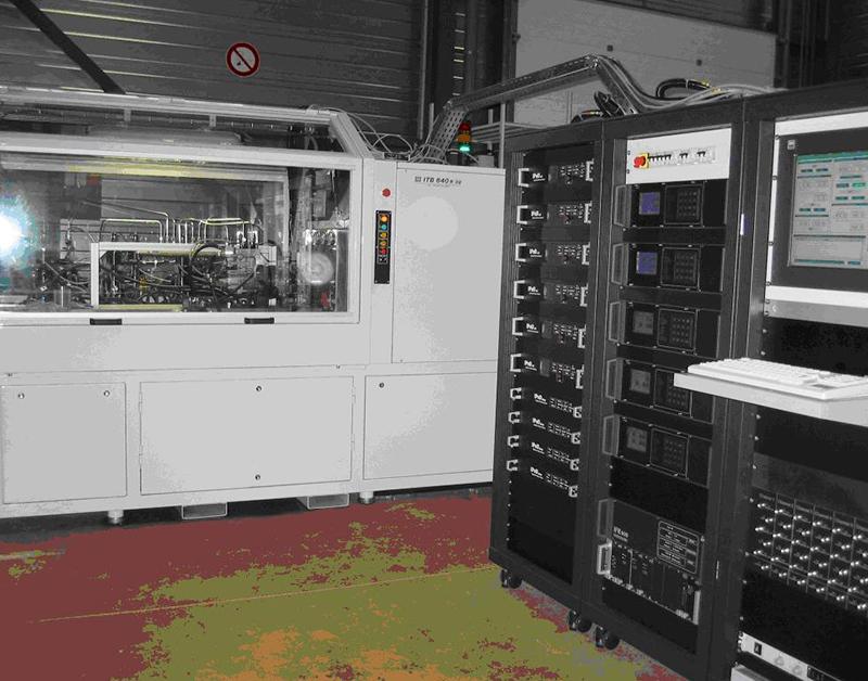 共軌和單體泵燃油噴射測量系統