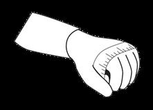 Comment déterminer son tour de main pour définir sa taille de gant ?