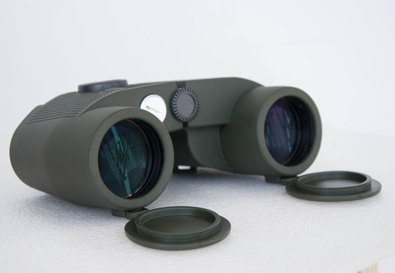 远锦战鹰7X50军用望远镜带罗盘采用军标准的防水设计生产