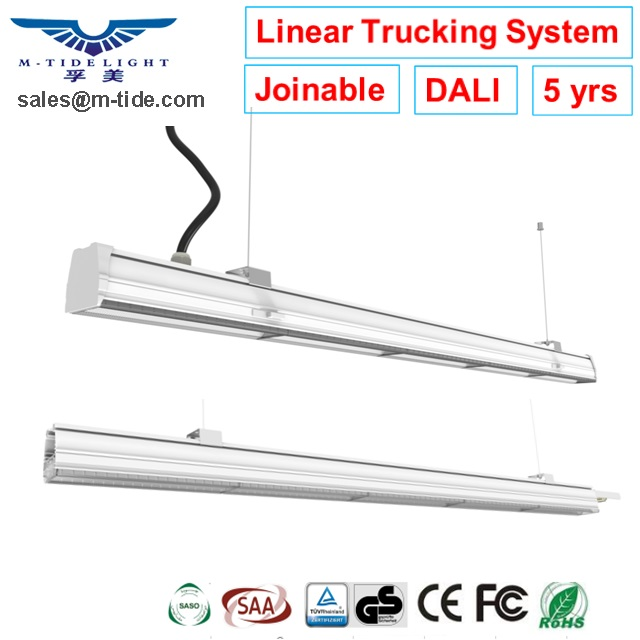 Linear trucking system