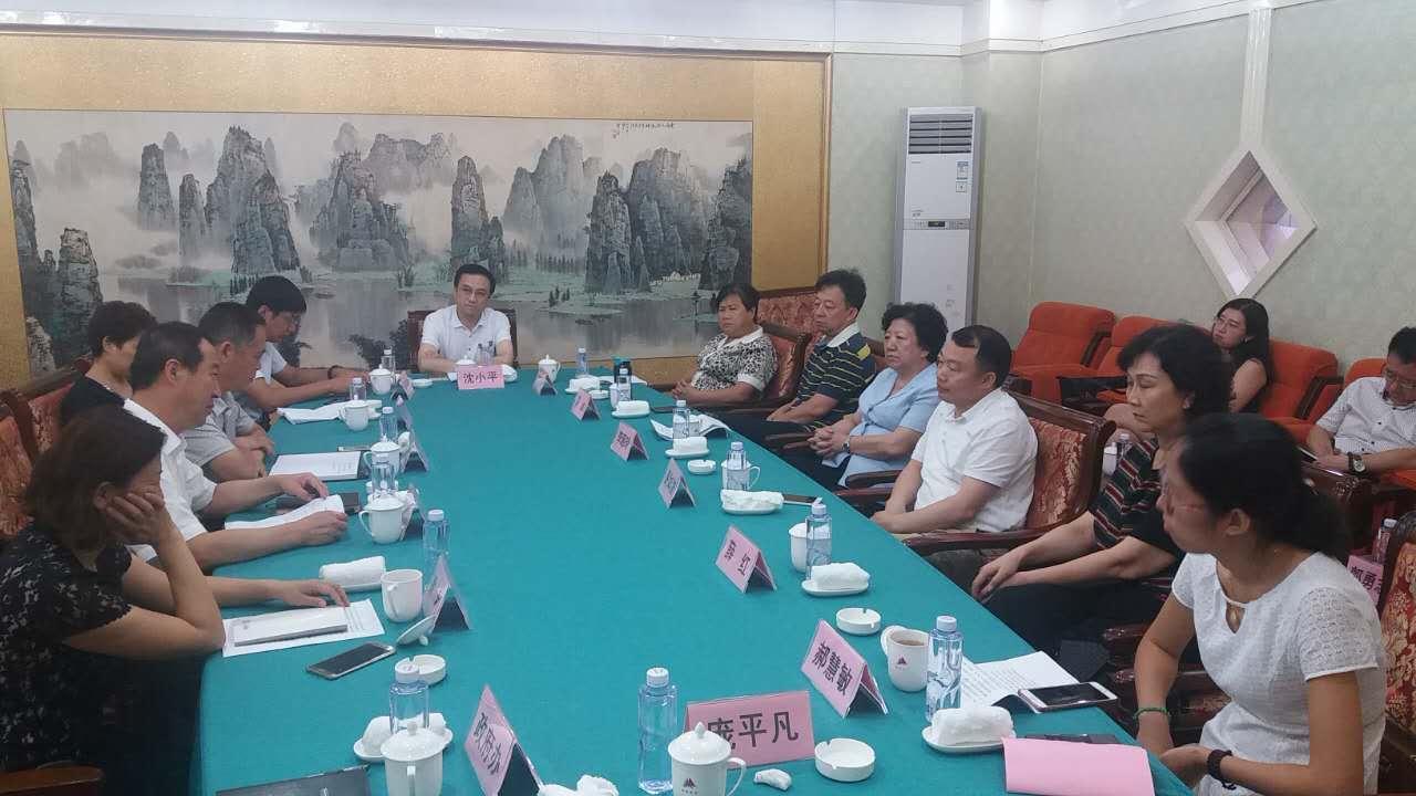 北京华商会会员企业走进河北乐亭