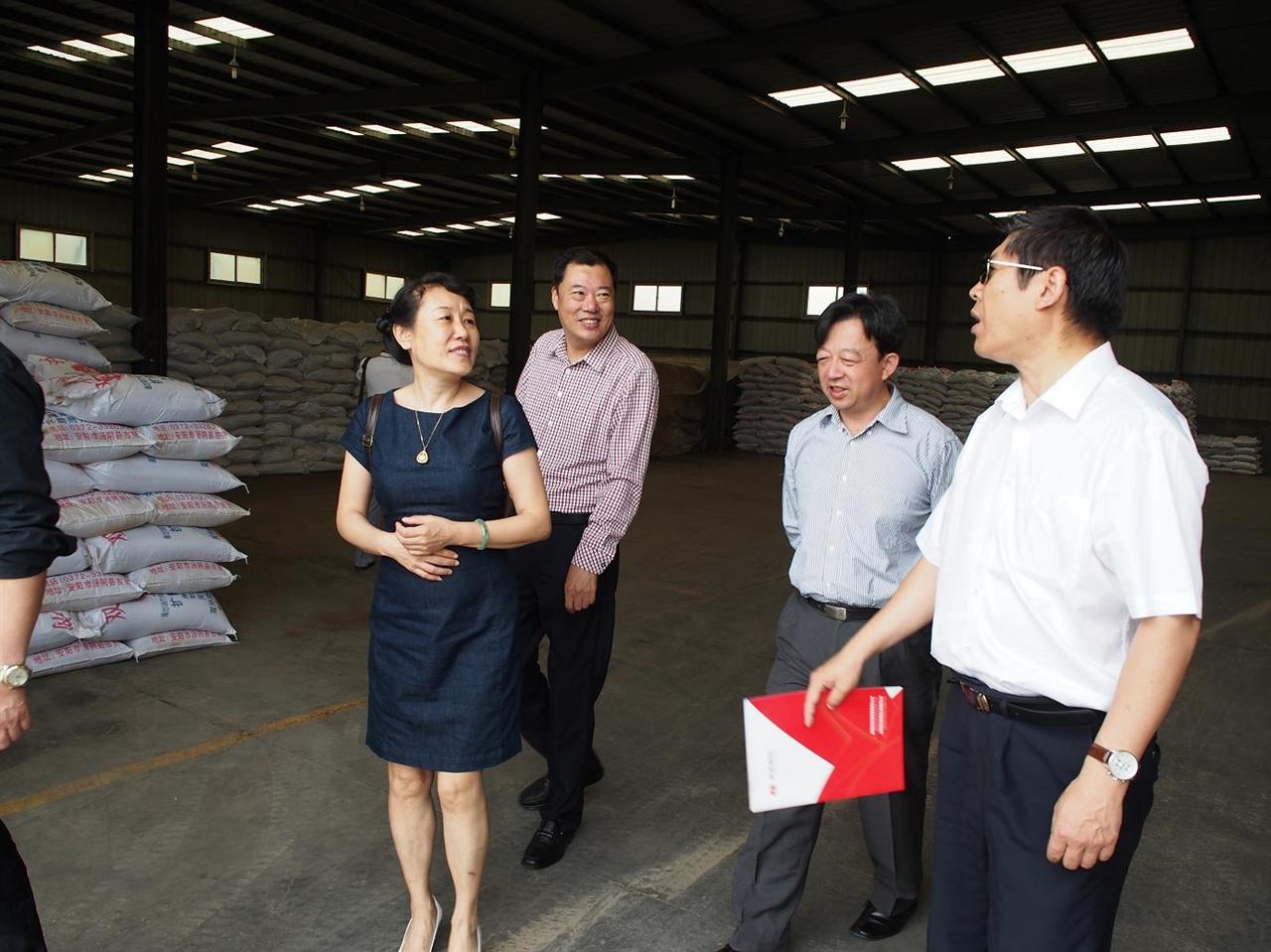 市侨联组织华商企业赴河南省安阳市寻找商机
