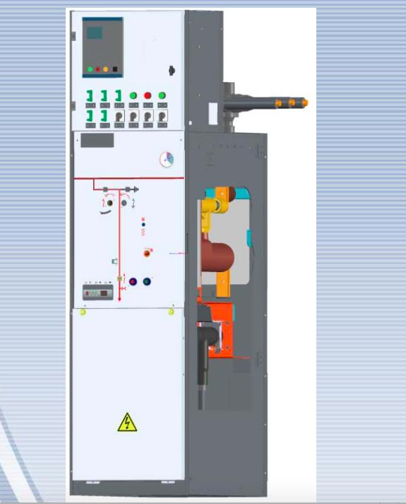 许继-MISELA系列气体绝缘开关设备