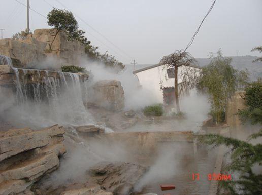 人造雾 | 山系