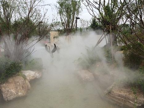 人造雾 | 水系