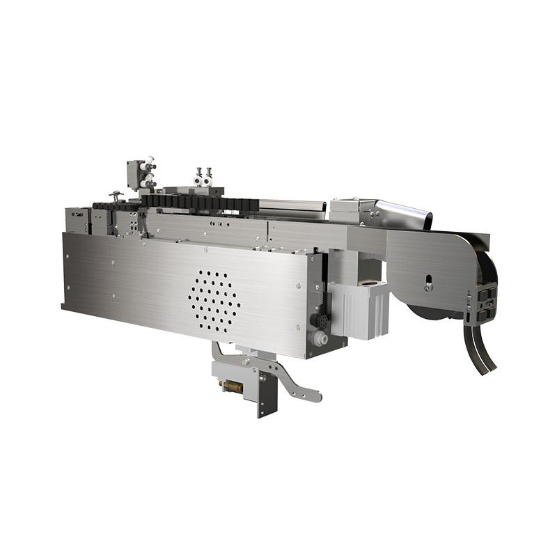 立式编带供料器(带成型90度)异型插件机专用