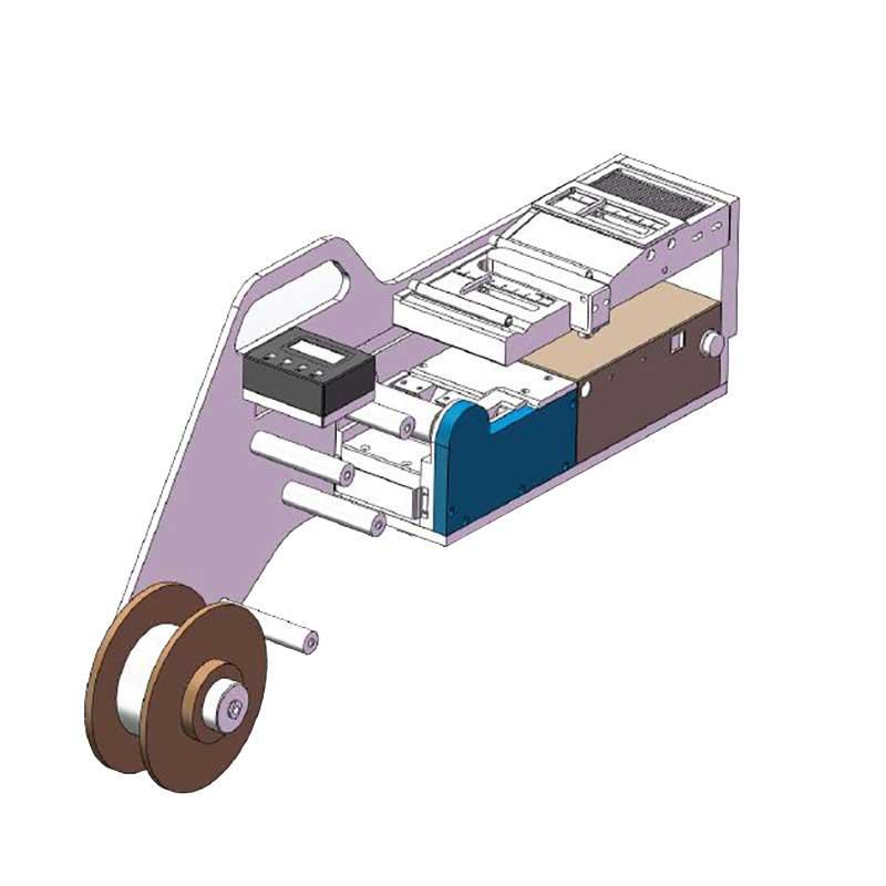 卷装物料供料器(异型插件机专用)
