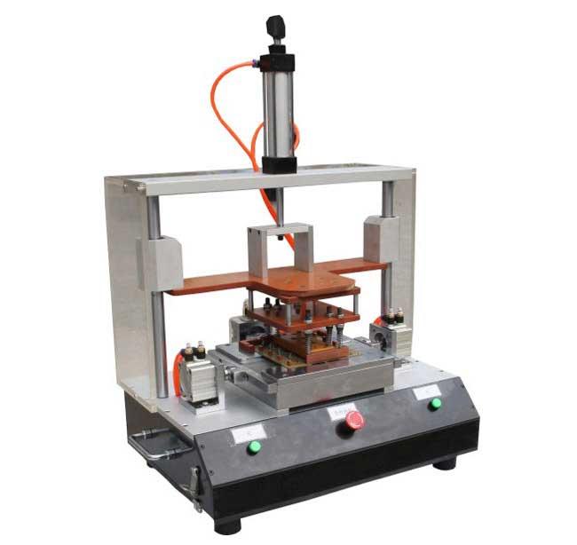 自动PCB板扭脚机/弯脚机