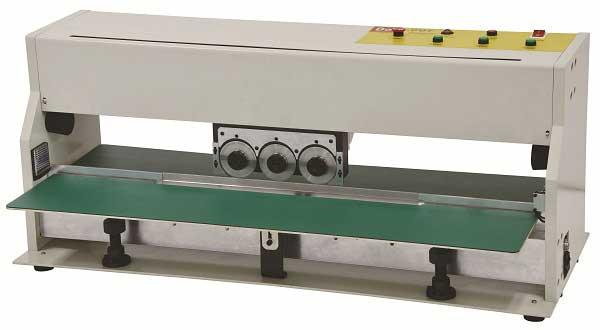 V-CUT基板分板机(三刀式)DJ-310E