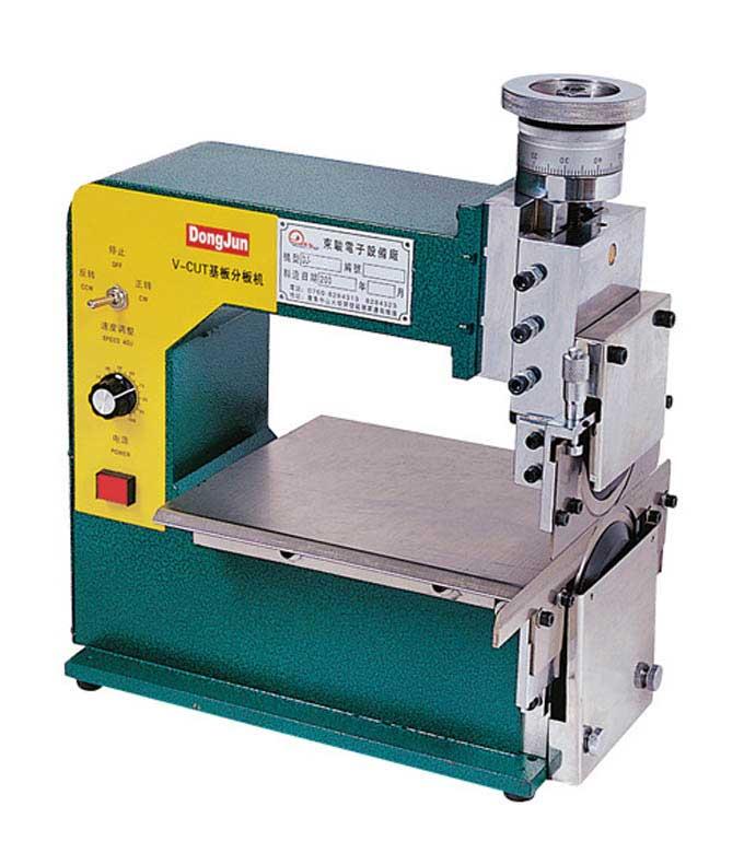 V-CUT基板分板机(旋钮式)DJ-310B