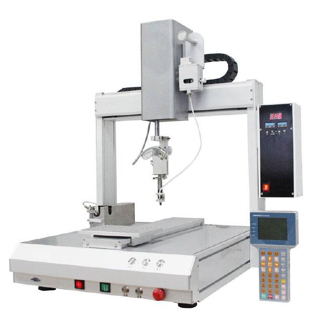 单头单Y自动焊锡机