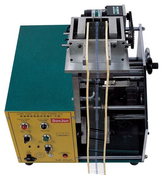 剥编带式电阻成型机F型 DJ-306G