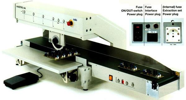 MAESTRO 4M分板机(德国CAB)