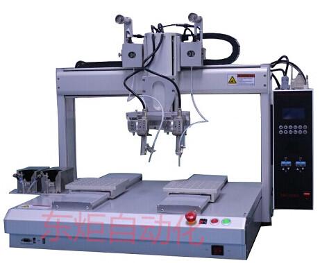 双Y轴双头自动焊锡机器人