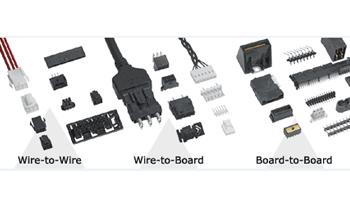 电源连接器-莫仕Molex
