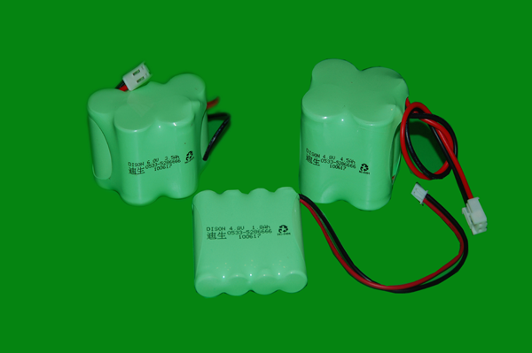 4.8v 6.0v Ni-Mh battery packs
