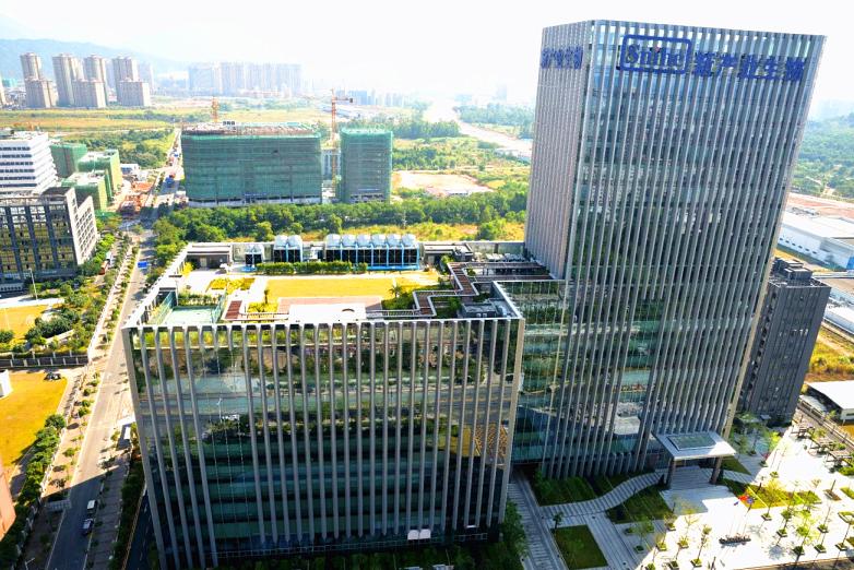 新產業生物大廈項目創國家優質工程