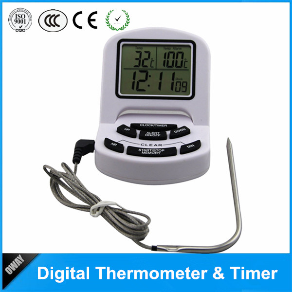 Picture of Digital meat cooking thermometer OW-G10