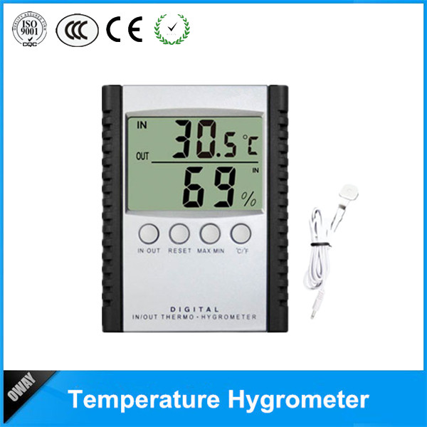 Picture of Hygrometer&thermometer OW-F1