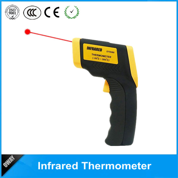 Picture of Digital Infared Thermometer Gun OW-8380