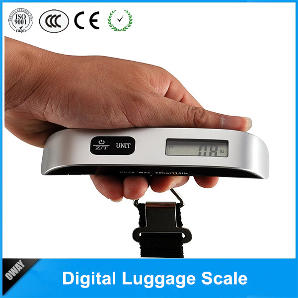 Picture of Digital high precision hanging weights scales  OW-A10