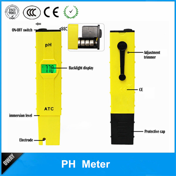 Picture of PH Meter OW-2011