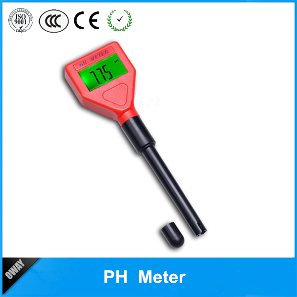 Picture of LCD PH meter OW-98103